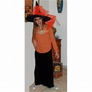 Déguisement Halloween Fait Maison : d guisement de sorciere sur t te modeler ~ Melissatoandfro.com Idées de Décoration