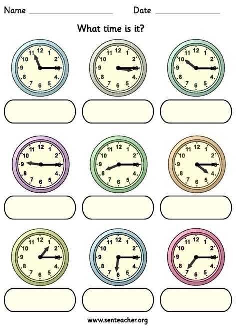 worksheets on telling the time ks2 9 best telling time images on tag watches