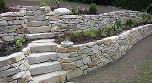 Gartengestaltung Mit Steinen : 25 tolle gartengestaltung am hang mit steinen ahnung haus design ideen ~ Whattoseeinmadrid.com Haus und Dekorationen