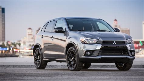 It was originally known as the mitsubishi airtrek when it was introduced in japan in 2001. 2018 Mitsubishi Outlander Sport Freshened Up For New York
