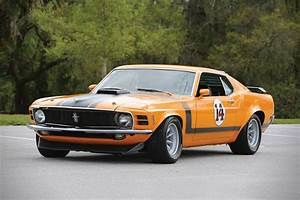 Auction Block: 1970 Ford Mustang Boss 302   HiConsumption