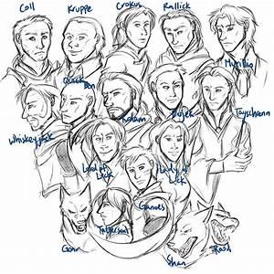 Characters on Malazan-Art-Guild - DeviantArt