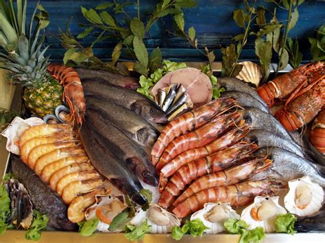 where to get fresh seafood regional food facts for kids