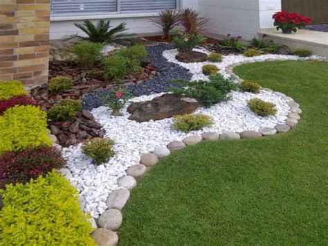como decorar  jardin economicamente