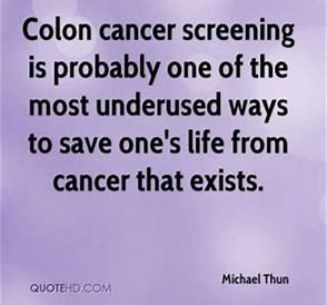 Image result for Colon Cancer Quotes
