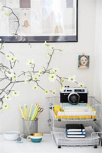 25, Home, Office, D, U00e9cor, Ideas, To, Bring, Spring, To, Your