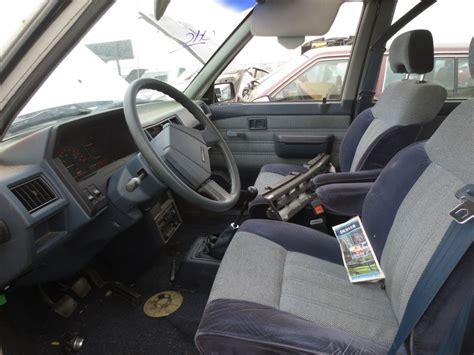 junkyard find  nissan stanza wagon  truth  cars