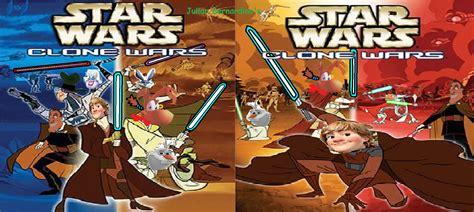 star wars  clone wars cartoon series julian