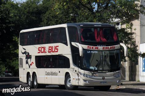 Sol Bus   LV-710 - Megabus.ar