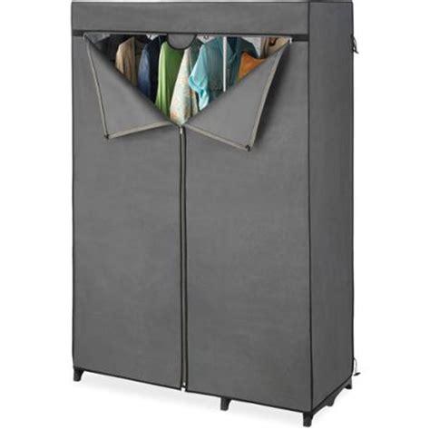 whitmor rod freestanding closet cover walmart