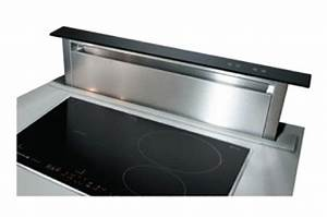 Hotte escamotable De Dietrich DHD 7000 X INOX DHD 7000 X (2567202) Darty