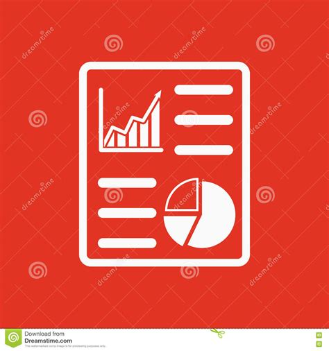 business report icon audit  analysis document