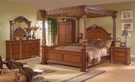 Wood Canopy Bedroom Sets by Wood Canopy Bedroom Sets Images About Nursery Ideas On
