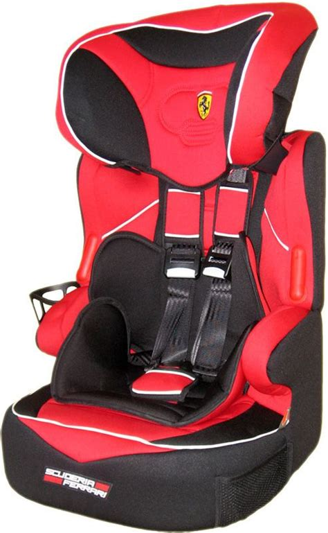 sp ferrari kindersitz kinder autositz baby sitz gruppe