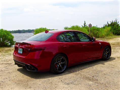 Alfa Romeo Italy :  Alfa Romeo Giulia Quadrifoglio -- Italy At