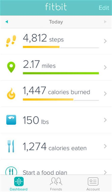 fitbit app for iphone fitbit app taps into iphone 5s m7 motion processor for new