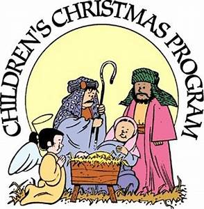 Holiday School Play Clipart