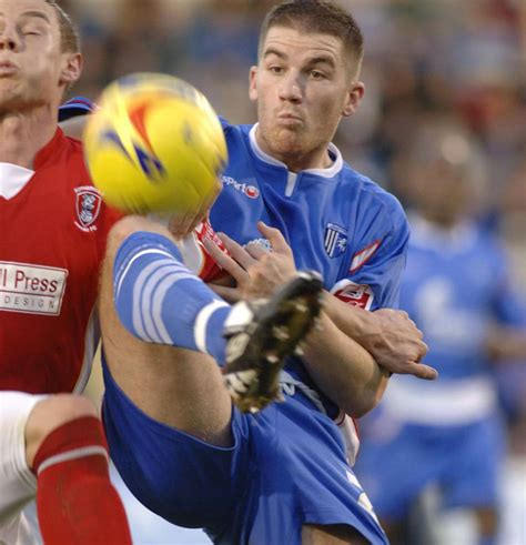 Bromley footballer Ben Chorley, of Dartford, fined for ...