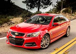 2015 Chevrolet Ss Adds Manual Option