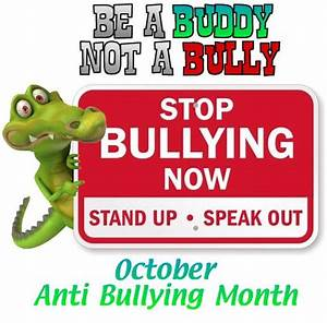 Stricklandu002639s Taekwondo October National Bully Awareness