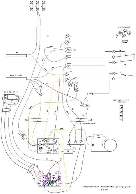 payphone handset wiring diagram phone cord wiring diagram