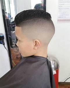 Corte de cabello para niños: el fade o desvanecido La Pelu Imagen de Niños y Niñas