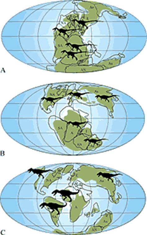 Kontinentenes og dinosaurenes utvikling - Naturhistorisk ...