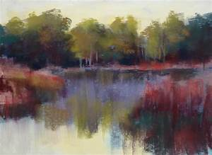 painting my world pastel demo florida wetlands with