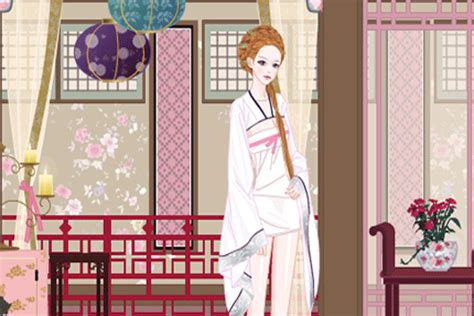 Play Free Online Korean Style Dress Up Game