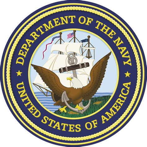 us bureau of file seal of the united states department of the navy