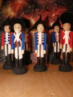 toy soldier craft for kids clothes pin american revolution soldiers
