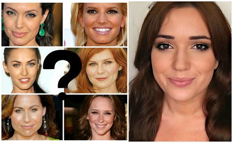 themakeupchair find  face shape quiz