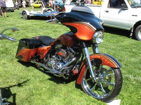Custom Paint Jobs For Harley Baggers