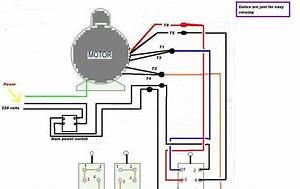 3 Phase Electric Motor Wiring Diagram Pdf