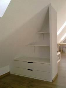 Regal Für Schräge : die besten 17 ideen zu dachboden speicher auf pinterest aufbewahrung kniew nde und dachzimmer ~ Sanjose-hotels-ca.com Haus und Dekorationen