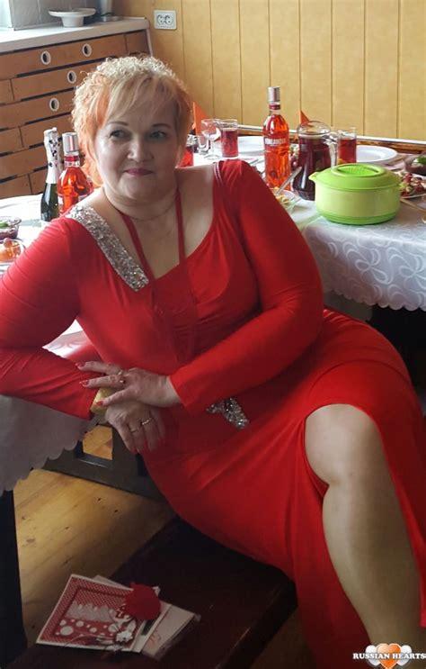 Pretty Russian Woman User Gitiite 55 Years Old