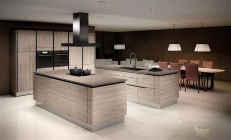 fabriquer ilot central cuisine la cuisine avec ilot central tendance conviviale et pratique le déco cuisine
