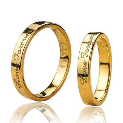 18k Golden Filled Tungsten Lover Rings For Couples(price. Ruby Eye Rings. Crucifix Rings. Cathedral Wedding Wedding Rings. Colorless Diamond Wedding Rings. Million Dollar Wedding Rings. Regal Rings. Titanium Nitride Engagement Rings. Icy Wedding Rings