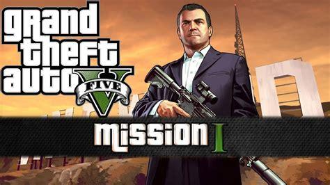 Gta 5 Mission 1