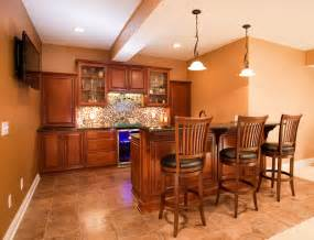 How To Hang Kitchen Cabinets On Drywall by Adding Basement Wet Bar Current In Carmel