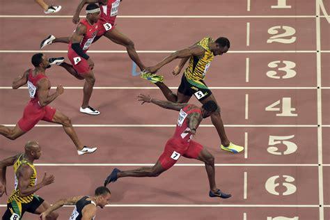 Sprint Image by Nos Tops De 2015 Usain Bolt La Ponctualit 233 Du Roi Du