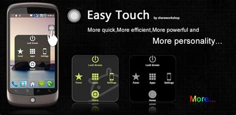 Auto Change Lock Screen Wallpaper Android Apk by Easy Touch Iphone Style Android Club4u