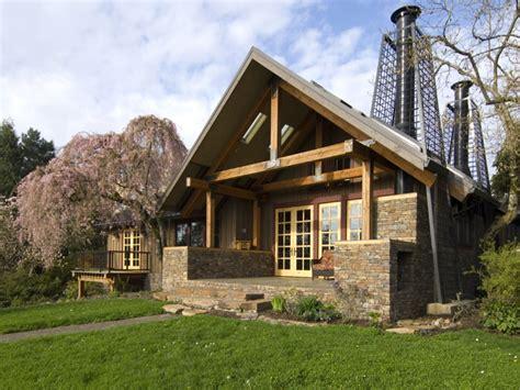 stone cottage   woods wood  stone house exteriors stone  wood house plans