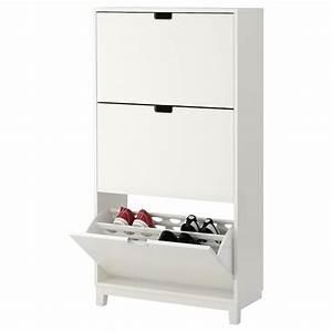 Tischdecke Weiß Ikea : st ll schuhschrank 3 f cher wei ikea ~ Watch28wear.com Haus und Dekorationen