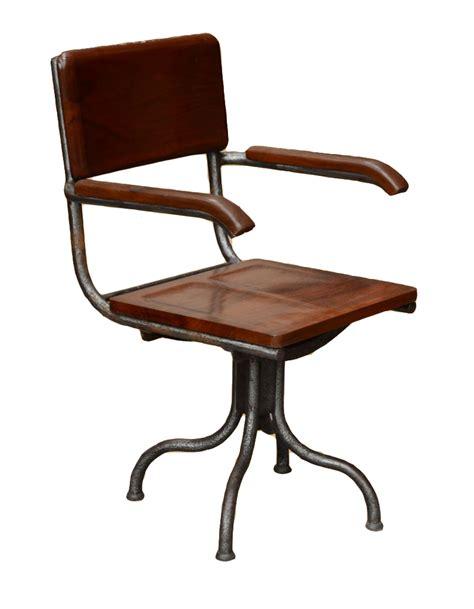 fauteuil bureau industriel fauteuil de bureau industriel en acier tournant