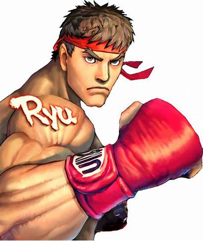Ryu Fighter Street Costume Alternate Arena Deviantart