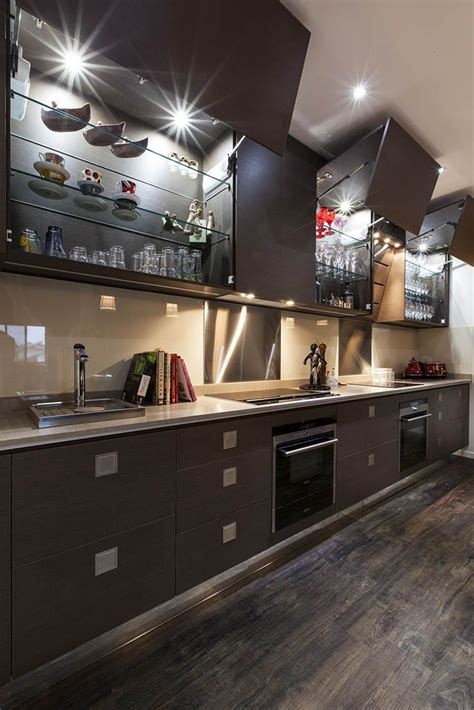 modern kitchens cabinets 25 best images about kitchens horizontal doors on 4230