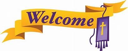 Welcome Worship Team Newcomer Church Clipart Hope