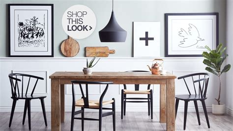Dining Room Table Decorating Ideas - chic scandinavian decor ideas you have to see overstock com