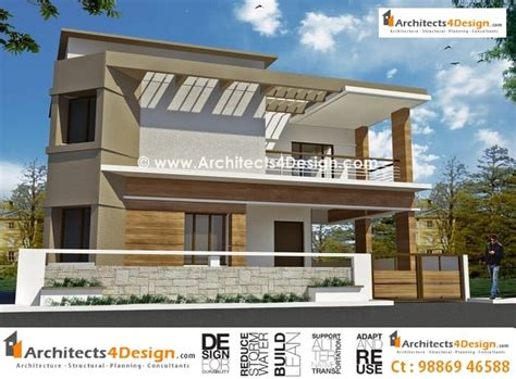 Home Design 20*30 : Duplex House Plan For 20x60 Site